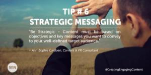 6-strategic-messaging